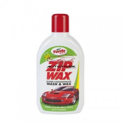 Autošampón s voskom Turtle Wax Zip Wax - 500ml