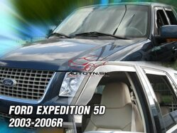 Deflektory - Ford Expedition, 2003r.- 2006r.